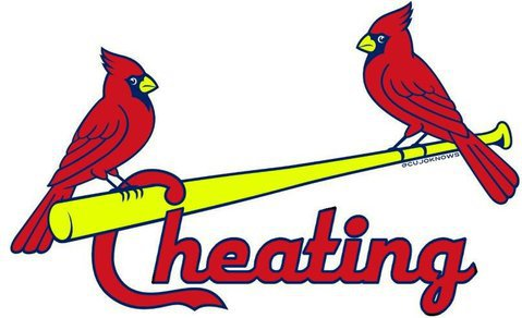 'The Cardinals Way' has been cheating lately (courtesy - The Goat memeMan)