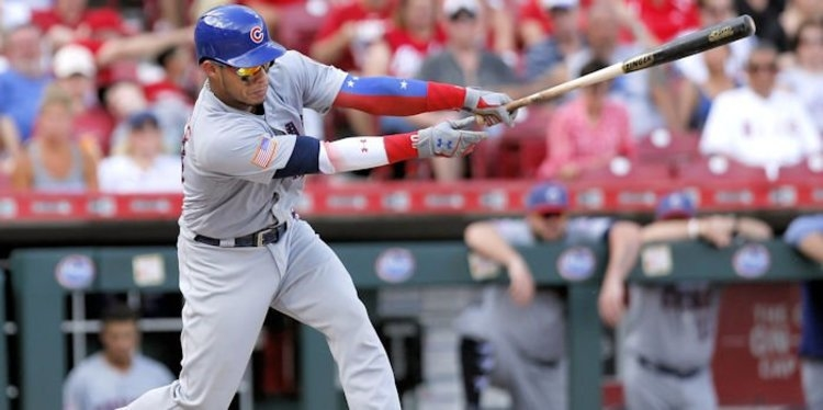 Contreras is one Cub that is hitting decent (David Kohl - USA Today Sports)