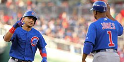 Early Contreras homer proves to be just enough for Cubs in win