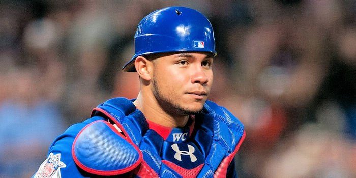 Considering that Willson Contreras is hitting .355 with five homers this month, the Chicago Cubs will certainly be in a pickle if their star backstop has to miss significant time. Photo Credit: Ed Szczepanski-USA TODAY Sports