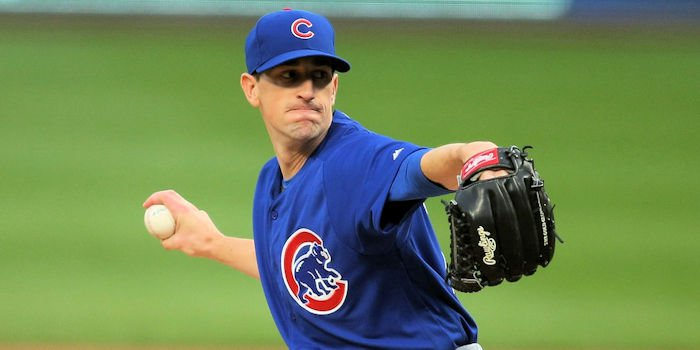 Cubs ace Kyle Hendricks was solid in the 7-5 win, allowing only six hits while striking out four.