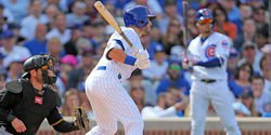 Cubs infielder called up, reliever sent down