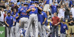 Cubs win extra inning thriller for second straight night