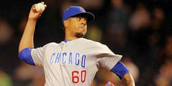 Cubs reliever headed to Angels