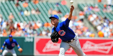Jose Quintana could prove to be the perfect catalyst for sparking a resurgent Cubs team in the second half of the season. Photo Credit: Evan Habeeb-USA TODAY Sports