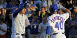 Rizzo's leadoff magic continues as Cubs top Padres