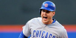 Cubs blow early lead, fall to Mets