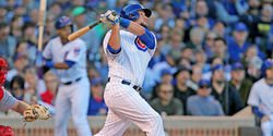 Cubs lineup vs. Nationals, Schwarber starts
