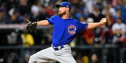 Former Cubs pitcher signs with Tigers