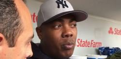 WATCH: Chapman discusses Game 7 of World Series