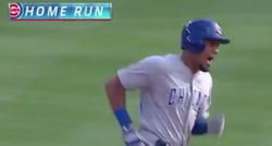 WATCH: Candelario smacks his first MLB homer