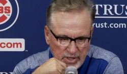 "Maddon on Contreras: ""He does play with his hair on fire"""