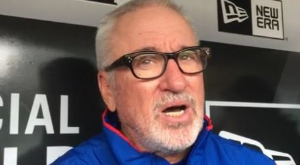 WATCH: Maddon discusses the absence of Chris Bosio