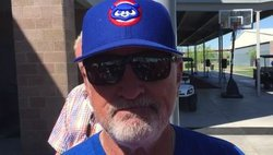 WATCH: Maddon discusses Kawasaki's release