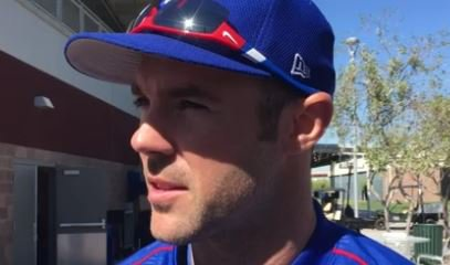 WATCH: Szczur discusses making the Opening Day roster