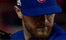 WATCH: Wade Davis was Cubs' MVP in 2017