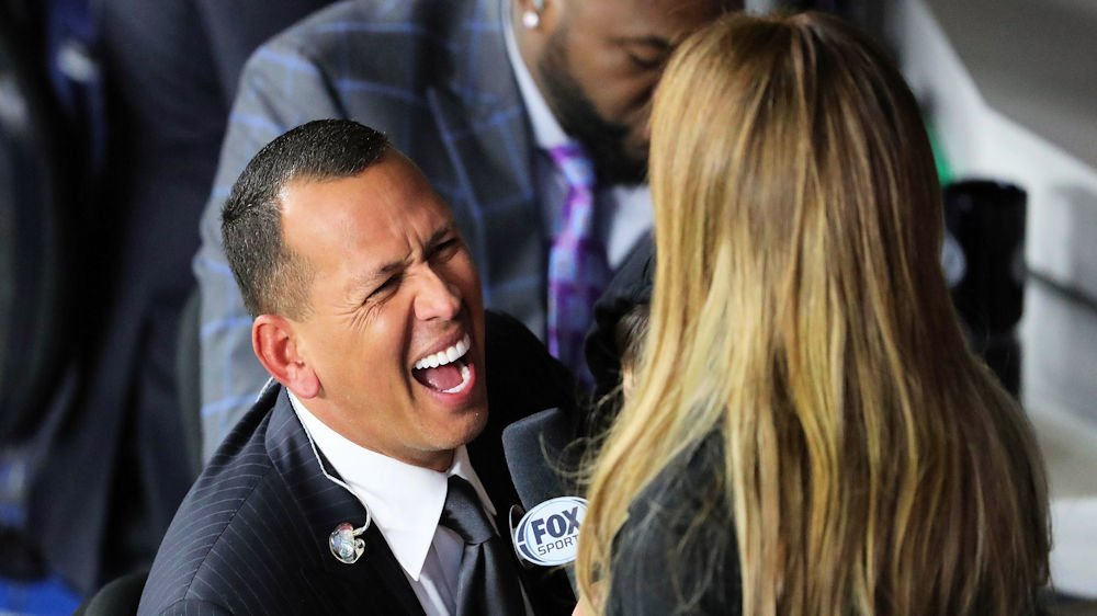 A-Rod is certainly a well known celebrity (Matthew Emmons - USA Today Sports)