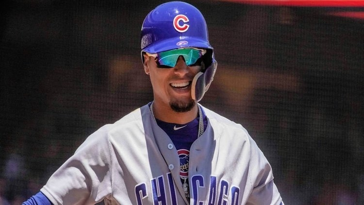 Baez is a fun player to watch (Stan Szeto - USA Today Sports)