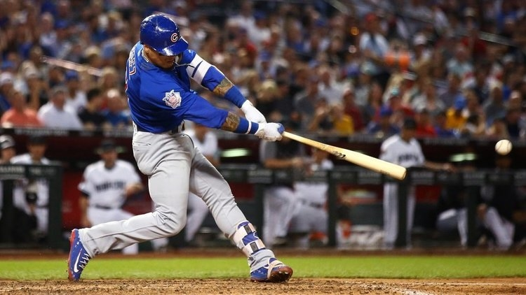 Baez is ranked the #1 hitter by CubsHQ so far in 2019
