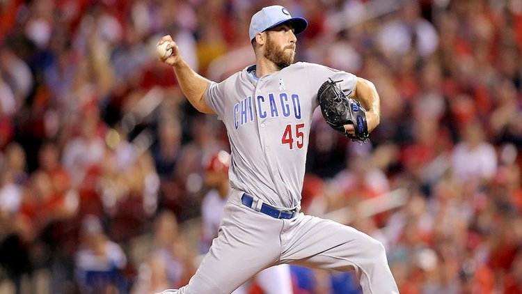 Scott Kane - USA Today Sports
