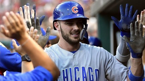 Rizzo fires back at Kris Bryant trade rumors