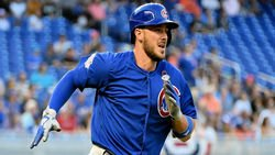 Chicago Cubs lineup vs. Rangers: Kris Bryant to leadoff, Schwarber at cleanup