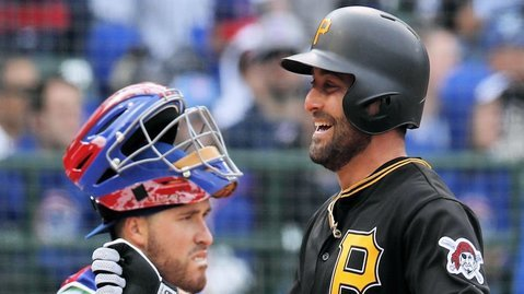 Cervelli would be an interesting fit in Chicago (Jim Young - USA Today Sports)