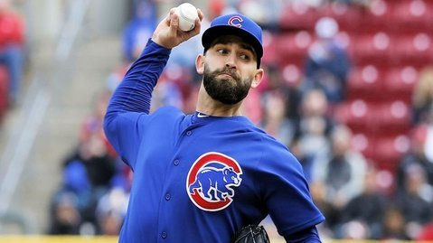 Chatwood pitched well in his 5.1 innings on the mound, but he did not receive much run support. (Photo Credit: David Kohl-USA TODAY Sports)