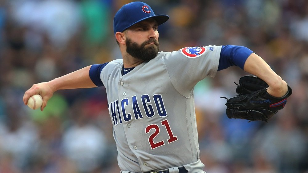 Two Cubs pitchers activated from disabled list