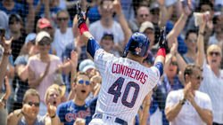 Cubs lineup vs. Brewers, Contreras at cleanup