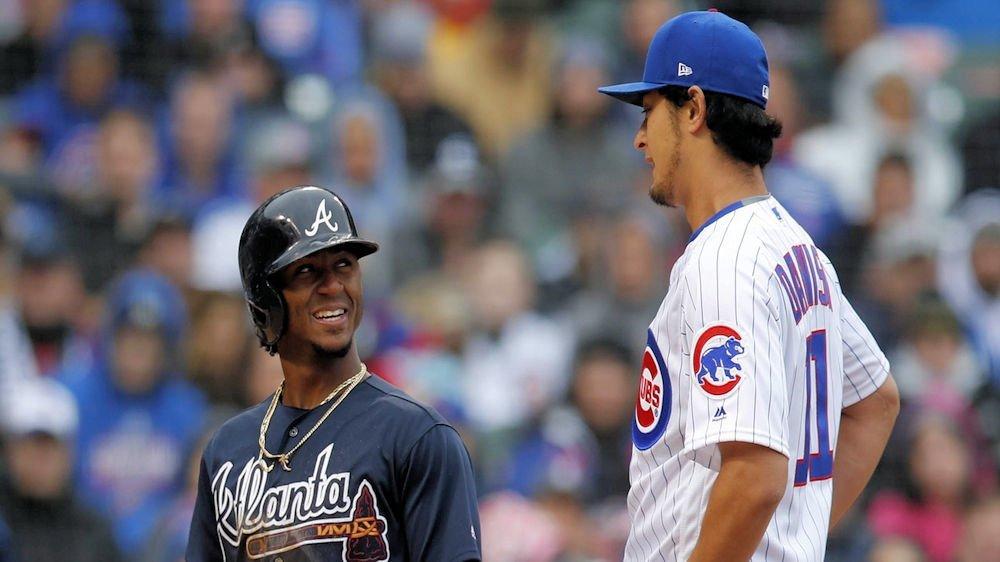 Photo Credit: Jim Young - USA Today Sports. Darvish gave up four runs on nine hits.