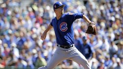 Cubs pitcher placed on Bereavement list, recall reliever