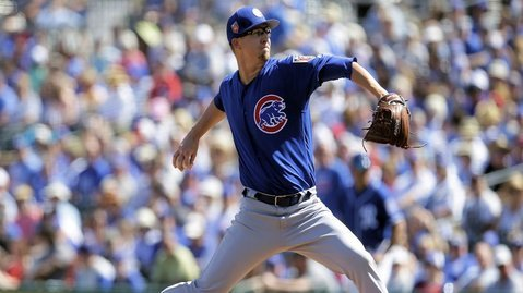 Cubs recall reliever from Triple-A