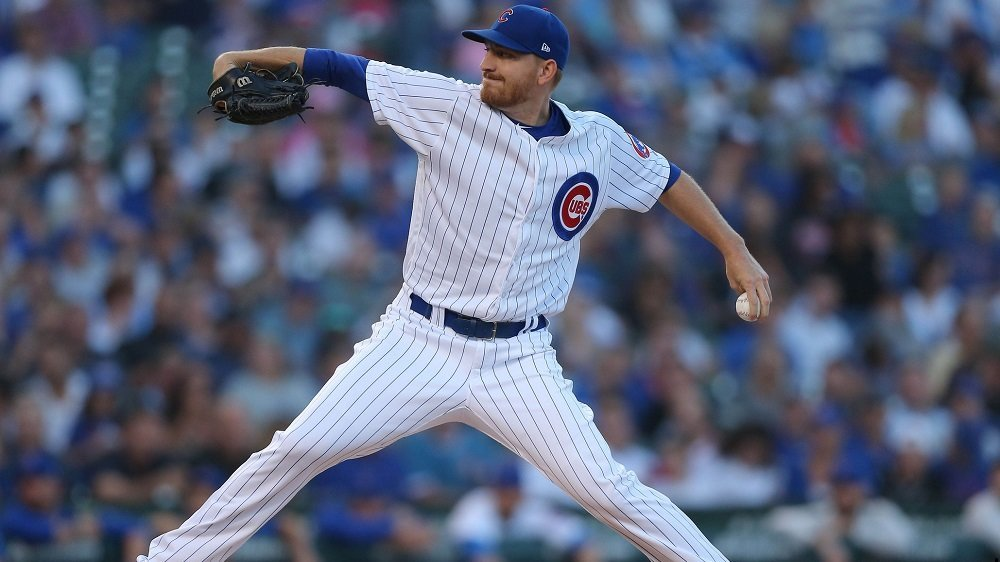 In a losing effort, Cubs pitching gave up 15 hits to the Padres. (Photo Credit: Dennis Wierzbicki-USA TODAY Sports)
