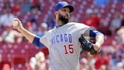 Cubs reportedly working on re-signing Brandon Morrow