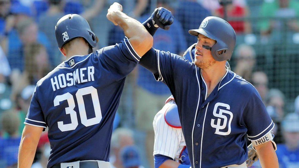 The Padres pounded out 15 hits against a Cubs pitching staff that failed to ever settle into a groove. (Photo Credit: Jim Young-USA TODAY Sports)