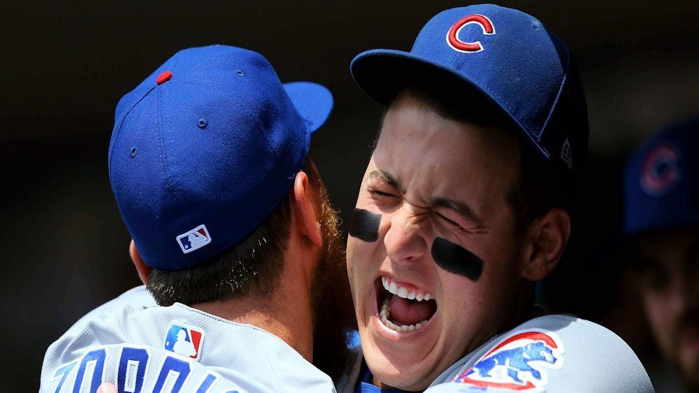 Cubs need to score runs and have fun again (Aaron Doster - USA Today Sports)