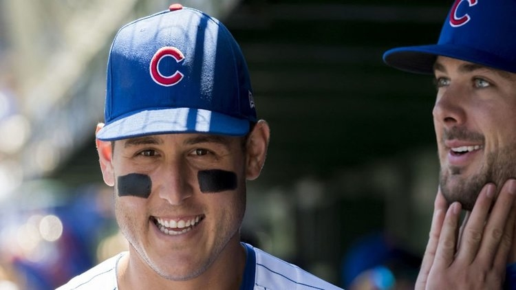 Rizzo is helping frontline workers with meals during COVID-19 (Patrick Gorski - USA Today Sports)