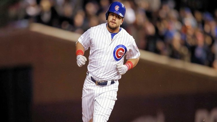 Schwarber should have a big 2020 season (Kami Krzaczynski - USA Today Sports)