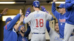 Down on Cubs Farm: Zobrist set to return, Lugo still unbeaten at AA, Slaughter impressive