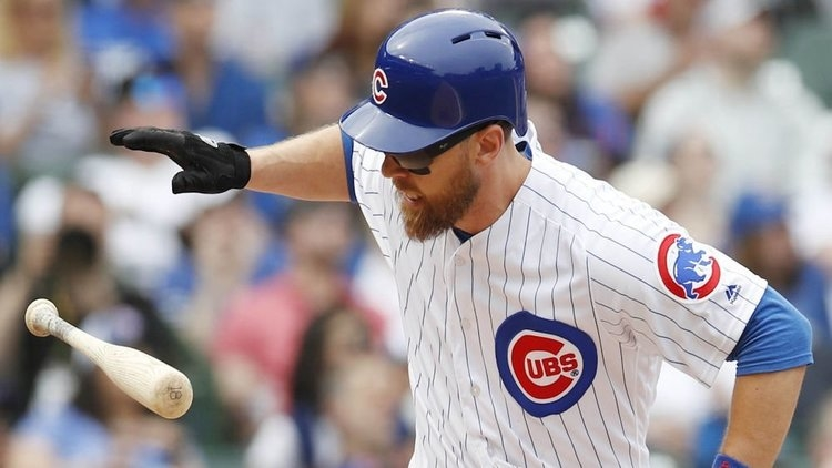 Chicago Cubs: Zobrist on his ejection: