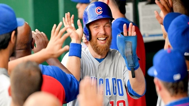 Report Card Grades: Ben Zobrist and other Cubs second basemen