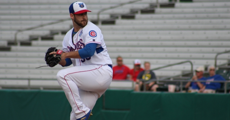 Cory Abbott had an impressive season (Credit: Tennessee Smokies)