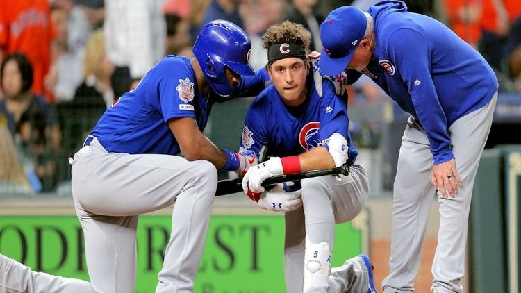 Chicago Cubs: Houston toddler struck by Almora's foul ball has brain damage