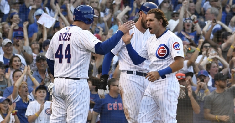 Cubs hope to win more than their 84.5 PECOTA Projection in 2020 (David Banks - USA