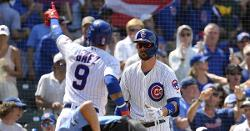 Cubs News and Notes: Fly the W, Maddon calls out Russell, Hamels and Morrow update, more