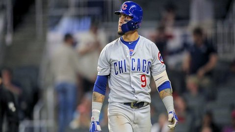 9a47a9e0a Javier Baez experienced a hitter's worst nightmare by going 0-for-5 with  five