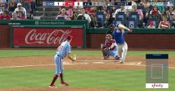 WATCH: Cubs rack up three runs on four hits in pivotal inning