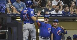 Cubs News and Notes: Zobrist's decision, Happ's debut, Roster moves, Hamels' update, more