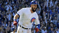 Cubs recall David Bote, place reliever on IL